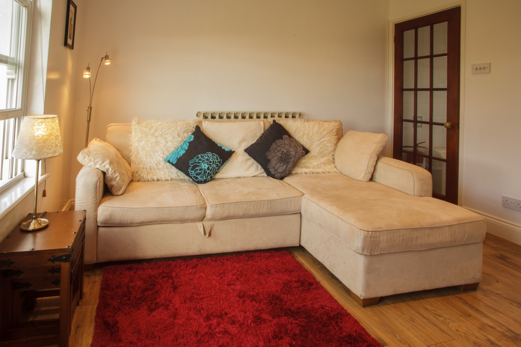 La Pointe Farm - Guernsey Self Catering - The Wing - Lounge
